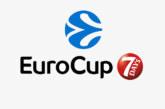 EuroCup 2020-21 Top 16: il programma della 5ª giornata