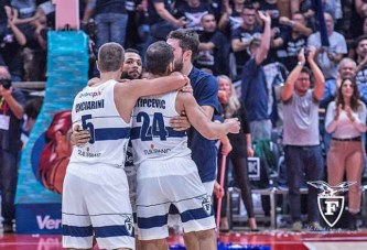 Serie A Final Eight 2020: Fortitudo in campo oggi contro Brescia