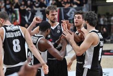 """EuroCup: per la Virtus una delle """"partite dell'anno"""", c'è il Partizan"""