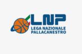 LNP, a seguito sospensione dei campionati di Serie A2 e Serie B