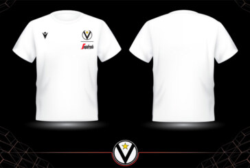 #ACasaConVirtus: disegna la t-shirt pre-gara Virtus