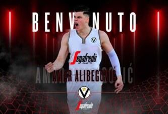 Virtus, raggiunto l'accordo pluriennale con Amar Alibegovic