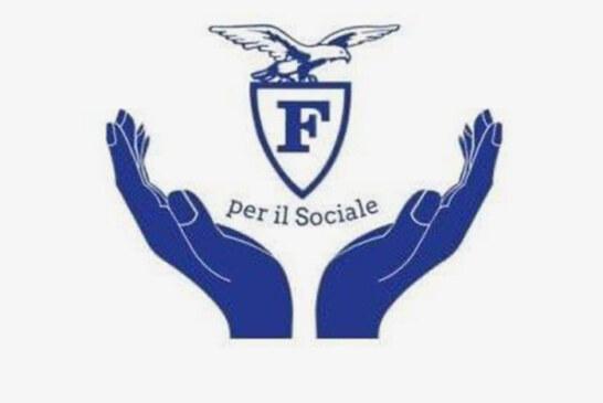 Fortitudo, spesa solidale: Famiglie che aiutano famiglie