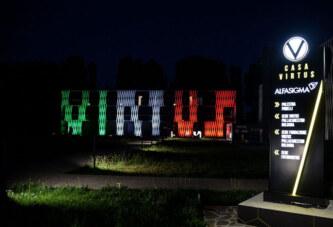Virtus, augura buona festa della Repubblica a tutti i tifosi