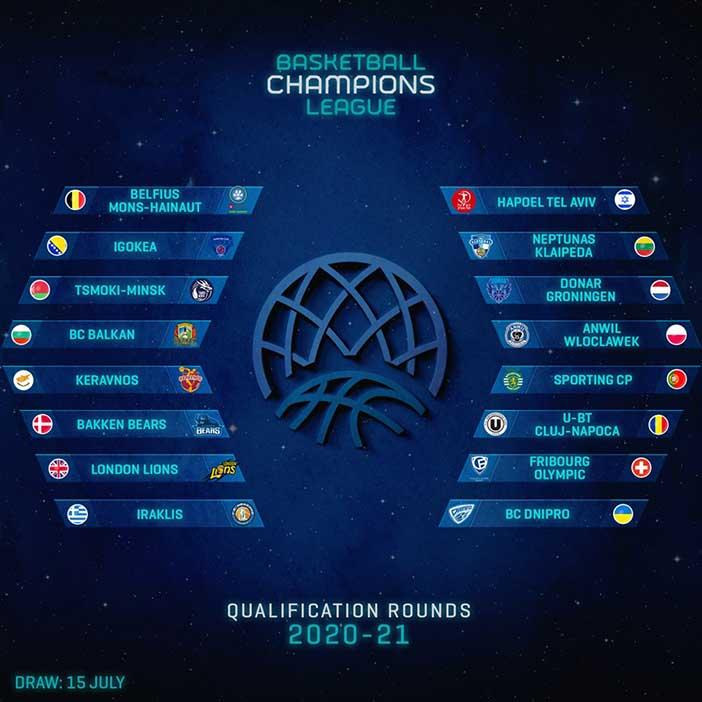 BCL-2020-21 Qualificazioni