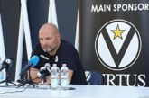 Virtus, Aleksandar Djordjevic pre match Sassari
