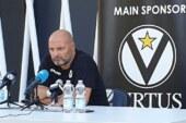 Virtus, Sasha Djordjevic post match Cremona