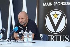 Supercoppa 2020 F4: Virtus, Djordjevic pre match Sassari