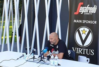 Supercoppa 2020: Virtus, coach Djordjevic post match Sassari