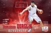 Imola, Francesco Quaglia biancorosso