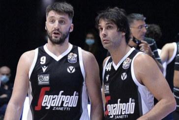 La Virtus sbanca Masnago e batte Varese