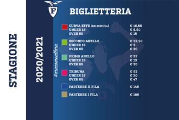 Fortitudo, attiva la vendita dei biglietti per la partita contro Trento