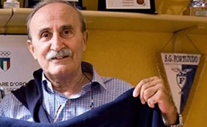 Il cordoglio di Fortitudo per la scomparsa di Andrea Vicino, Presidente di SG Fortitudo