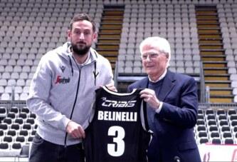 Virtus, già in vendita la maglia numero 3 di Belinelli