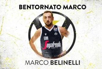 Virtus, Marco Belinelli è ufficiale