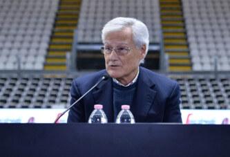 Virtus, presentazione Belinelli: le parole del patron Massimo Zanetti
