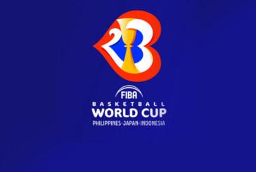 FIBA World Cup 2023: svelato il logo ufficiale