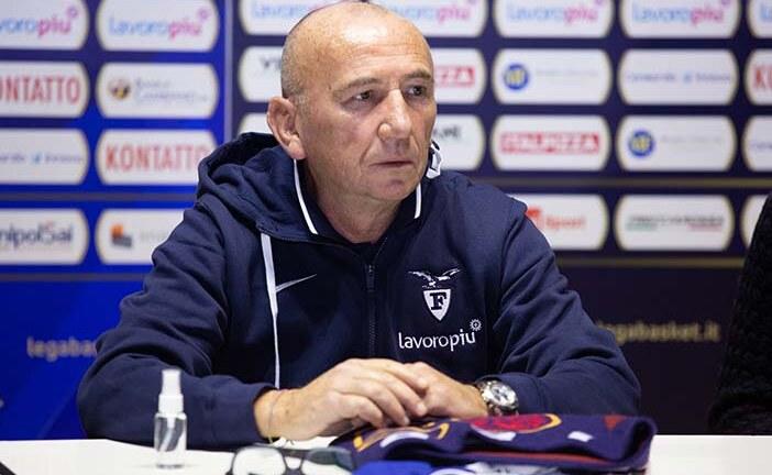 Fortitudo, Luca Dalmonte pre match Olimpia Milano
