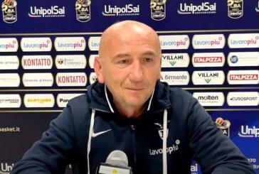 Fortitudo, esercitata la clausola di uscita <br>dal contratto di coach Luca Dalmonte
