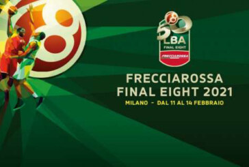 Frecciarossa Title sponsor della Final Eight 2021