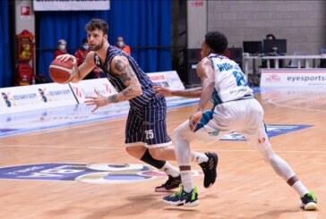 Fortitudo sconfitta all'Unipol Arena, passa Trieste