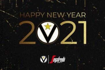 Virtus, gli auguri di Buon Anno ai tifosi