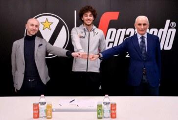 Virtus e Alessandro Pajola insieme fino al 2025