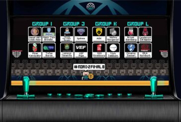 BCL 2020-21 Playoff: risultati e classifiche <br>del gameday 5 del 30-31 marzo e 1 aprile
