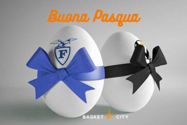Buona Pasqua, tanti auguri BasketCity