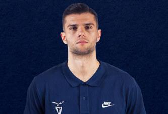Fortitudo, depositato il contratto <br>di Vojislav Stojanovic