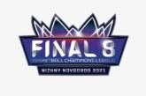 BCL F8 2020-21 Semifinali: <br>i risultati dei match