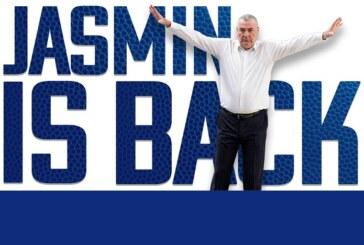 Il Re è tornato: Jasmin Repesa è <br>il nuovo allenatore della Fortitudo!