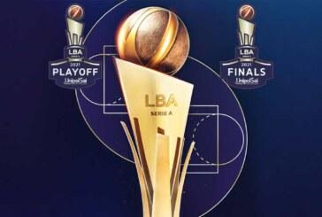 Serie A 2021 playoff Semifinali G3: <br>il tabellone, Virtus e Milano in finale