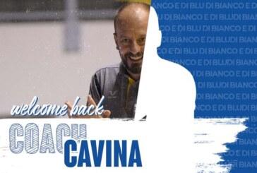 Banco di Sardegna Sassari, <br>Demis Cavina è il nuovo allenatore