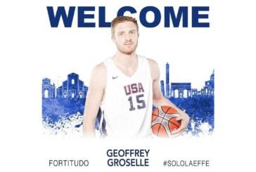 Fortitudo, ufficiale Geoffrey Groselle