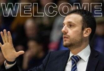 Fortitudo, Matteo Angori sarà <br>il secondo assistente allenatore