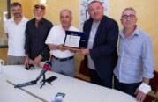 Fortitudo, la conferenza stampa da Lizzano