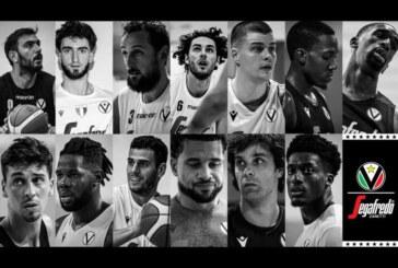 Virtus, i numeri di maglia <br>per la stagione 2021-2022