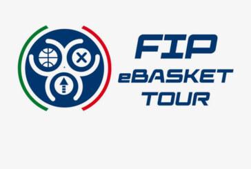 FIP eBasket Tour, l'11 e il 12 settembre la prima tappa del circuito NBA2K targato FIP