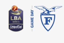 Game Day, Fortitudo Kigili scende a Brindisi per l'anticipo della 4ª giornata di campionato