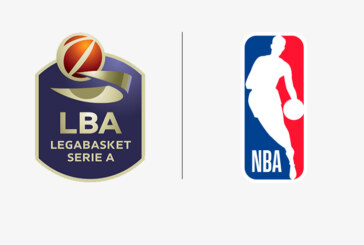 LBA, colloquio tra il presidente Umberto Gandini e il commissioner NBA Adam Silver