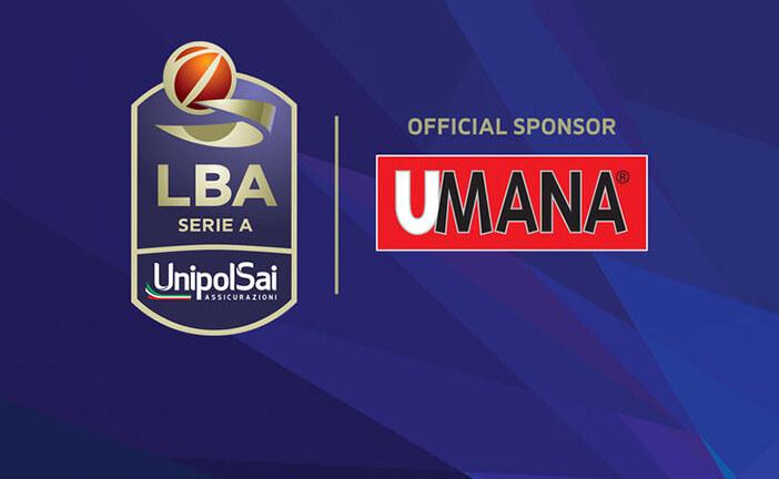 Umana Official Sponsor Campionato Serie A UnipolSai 2021-22