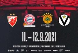 Magenta Sport Cup, Virtus partita per Monaco di Baviera!