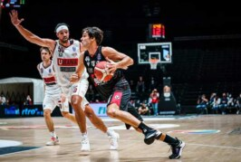 Discovery+ Supercoppa: <br>la Virtus batte Venezia e va in finale