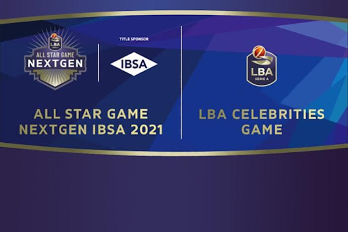 LBA Celebrities Game: domenica 19 settembre all'Unipol Arena organizzato da Lega Basket