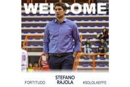Fortitudo, Stefano Rajola <br>è il nuovo assistente allenatore